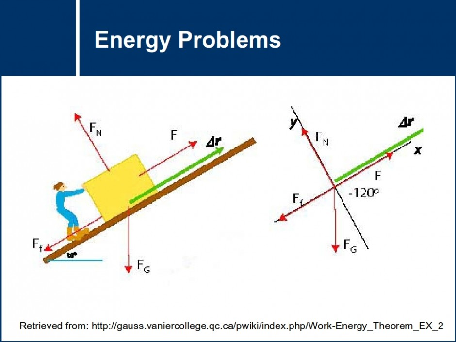physics relationship between power and energy